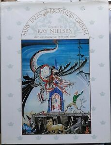 FAIRY TALES OF THE BROTHERS GRIMM Illustrated by Kay Nielson HB