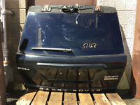 12-13 Land Rover Range Rover Sport Rear Exterior Tailgate Liftgate w/ Glass OEM
