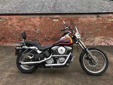 Harley Davidson Softail, FXST 1340 Evolution, 67,156 miles Service and MOT