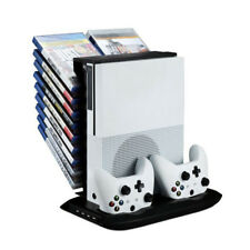 For Xbox One SILM Vertical Stand Cooling Fan Controller Charging Station Game