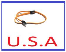 """16"""" Sata Cable/Serial/Data/CD/DVD/Hard Drive/Disk/HD/ATA/Motherboard/PC/B-11"""