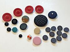 New listing Vintage Lot 26 Fabric Sewing Buttons - Prym Patented