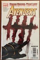 Dark Reign -The List : Avengers One-Shot Marvel NM 2009