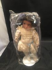 Treasury Collection Paradise Galleries African American Porcelain New Tyra Doll