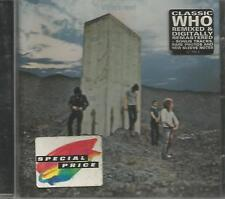 THE WHO - Who's next? - CD