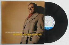 Blue Note Jazz Record DG 47 W. 63rd Horace Silver Quintet Further Explorations !