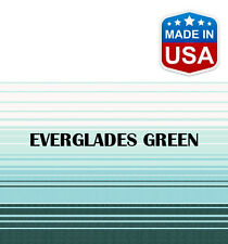 """13' RV Awning Replacement Fabric for A&E, Dometic (12'3"""") Everglades Green"""