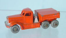 Prime Mover Tractor Truck #15~  Vintage MOKO Lesney MATCHBOX~ REAL NICE~