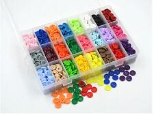 100PCS Mixed multicolor DIY Small Buttons Bulk/Job Lot/Scrapbooking/Card Making