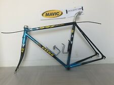 Vitus 992 dural frame&fork size50 paint full blue/black ovoïd tubing very Nice