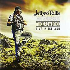 Jethro Tull's Ian Anderson - Thick As A Brick (Live In Iceland) (NEW 3 VINYL LP)