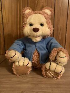 T J Bearytales By Playskool. Animated. Talking Story Telling Bear.