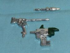 original G1 Transformers autobot HOUND WEAPONS PARTS LOT #2 poseable machine gun