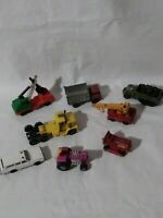 Lot Of 8 Vintage Early Matchbox Die Cast Cars. B9