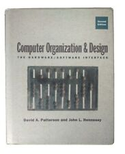 Computer Organization and Design : The Hardware/Software Interface by John L....