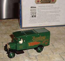 Lledo-Days Gone-Morris light truck-HAMLEY 'S DEI GIOCATTOLI Londra-Nuovo di zecca & Boxed