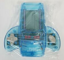 Portable BLUE Pocket Hand Held Electronic Video Game Player Spaceship NEW