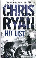 CHRIS RYAN __ HIT LIST __ BRAND NEW __ FREEPOST UK