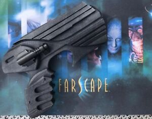 1:1 Scale - 3D Printed Farscape Pulse Blaster/Pistol Cosplay Prop