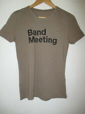 T SHIRT FEMME FLIGHT OF THE CONCHORDS BAND MEETING NEUF