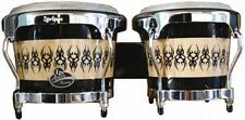LP Aspire Accent Wood Bongos (Scarab) - LPA601-SCC