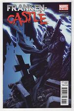 Franken-Castle #17 (Aug 2010 Marvel) [Punisher, Morbius] Remender Boschi X