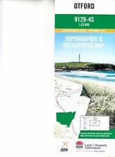 Otford 9129-4-S  1 :25,000 LPI topographic map brand new   New, free airmail wor