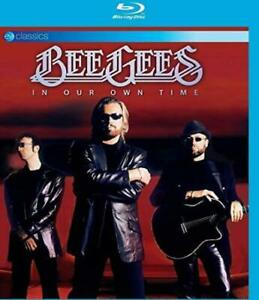 BEE GEES In Our Own Time BLU-RAY BRAND NEW Documentary All Region