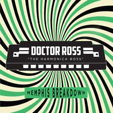 Doctor Ross  - The Harmonica Boss / Memphis Breakdown NEW SEALED LP Original Sun