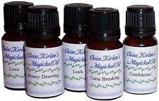 ABRAMELIN Hand Blended MAGICKAL OIL Pagan Wiccan