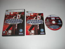 FOOTBALL MANAGER 2008 Pc Cd Rom / MAC FM FM2008 - FAST DISPATCH