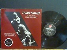 TERRY SMITH WITH TONY LEE TRIO   British Jazz Artists vol.2   LP   VERY RARE !!