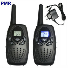Pmr446 T628 Walkie Talkie 8 Channels 2 Way Radios Portable Intercom with Charger