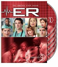 ER: Season 9 TV Show Series DVD Video
