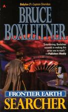 Frontier Earth by Bruce Boxleitner (2001, Paperback)   NEW