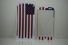 NEW NEWMOND USA FLAG SKIN STICKER SCREEN PROTECTOR STICKER FOR SAMSUNG S3