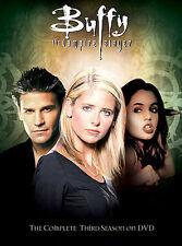 Buffy the Vampire Slayer - Season 3 (DVD, 6-Disc Set, Full Frame) NEW