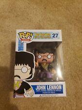 Funko Pop Rock The Beatles Yellow Submarine John Lennon 27 Good condition