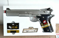 Tokyo Marui No.06 AUTOMAG III Stainless Air Hop Hand Gun NEW!