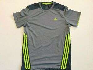 Adidas Climacool Activewear Athletic Shirt Men's Large