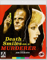 Death Smiles On a Murderer DVD (2018) Ewa Aulin, D'Amato (DIR) cert 18