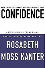 Confidence : How Winning and Losing Streaks Begin and End