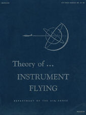 INSTRUMENT FLYING - THEORY - AF MANUAL 51-38