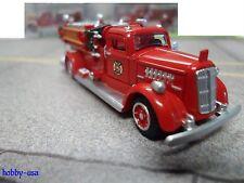 WOODLAND SCENICS   HO  Fire Truck  WOO5567