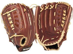 "LHT Lefty Louisville Slugger TPS 125S1300 13"" 125 Series Softball Glove"