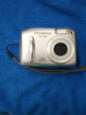 Olympus FE FE-115 5.0MP Digital Camera - Silver