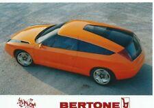 Bertone Opel Slalom Concept Original Press Photograph