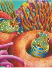 Sea Creature Coral Reef Ocean Sea 100 pc Bagged Boxless Jigsaw Puzzle NO BOX