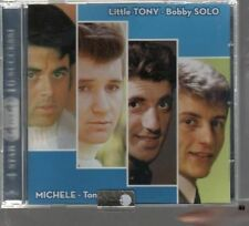 LITTLE TONY BOBBY SOLO MICHELE TONY RENIS 4 PER 4 CD