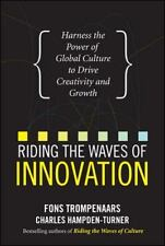 Riding the Waves of Innovation: Harness the Power of Global Culture to Drive Cre